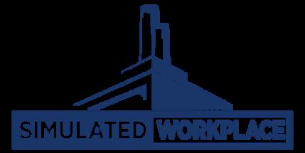 Simulated Workplace Logo