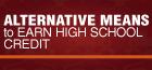 alternative means logo