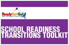 West Virginia School Readiness Transition Tool Kit Logo