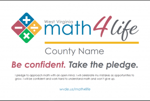 math4life sample county poster