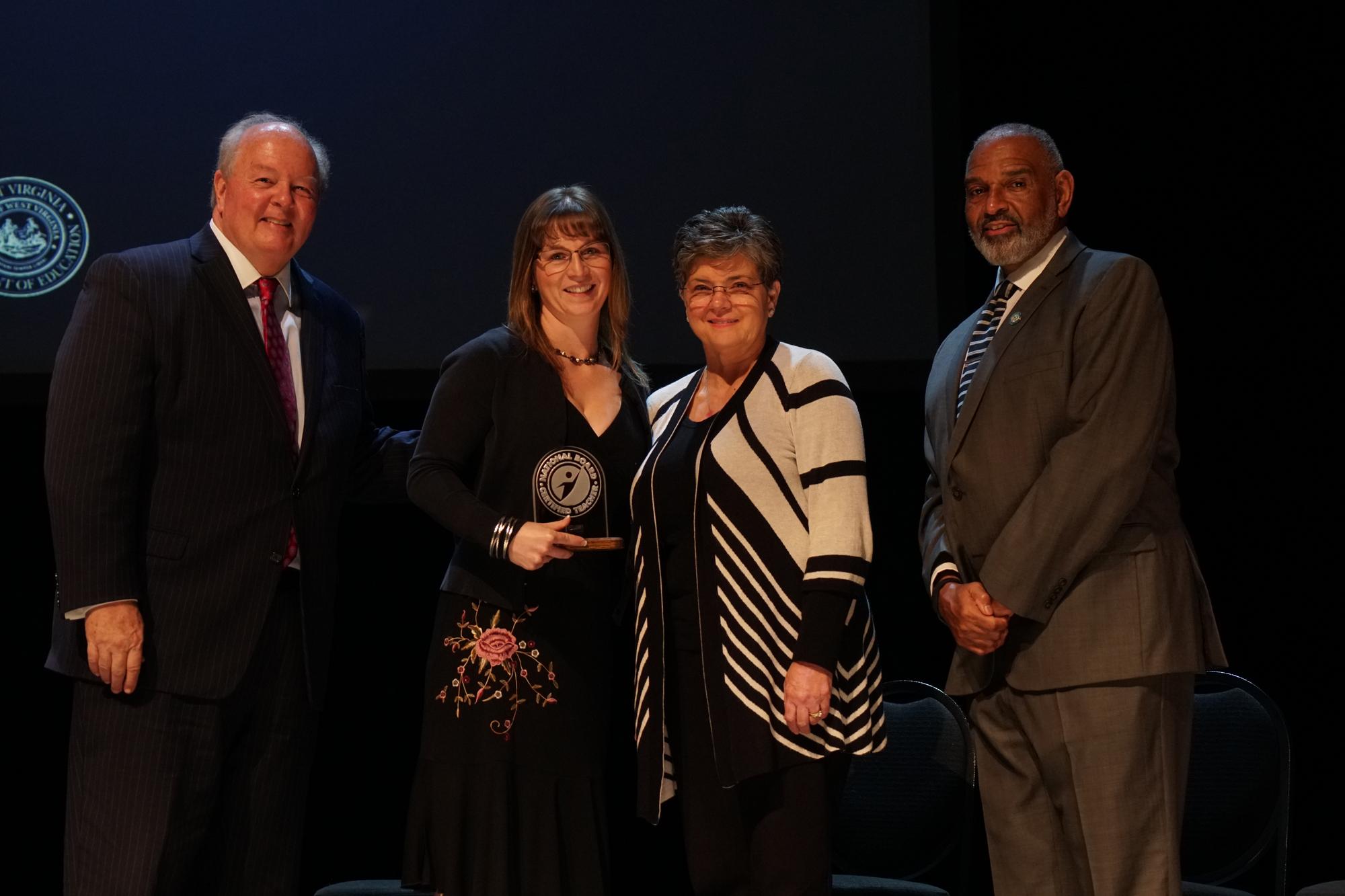 National Board Certified Teacher Celebration