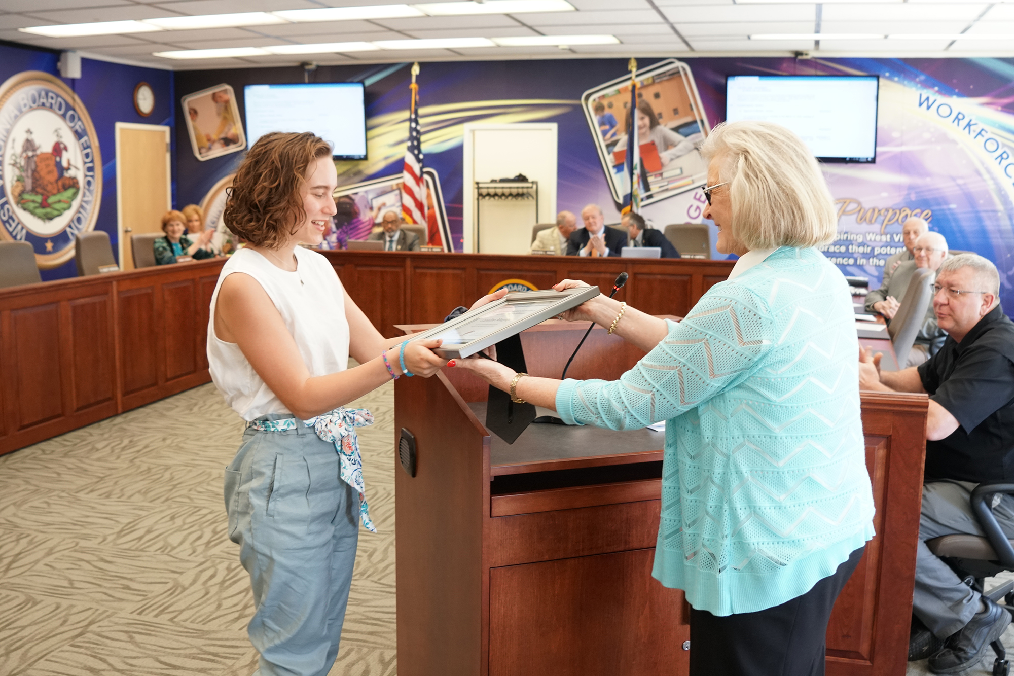 April 2019 Board Recognitions