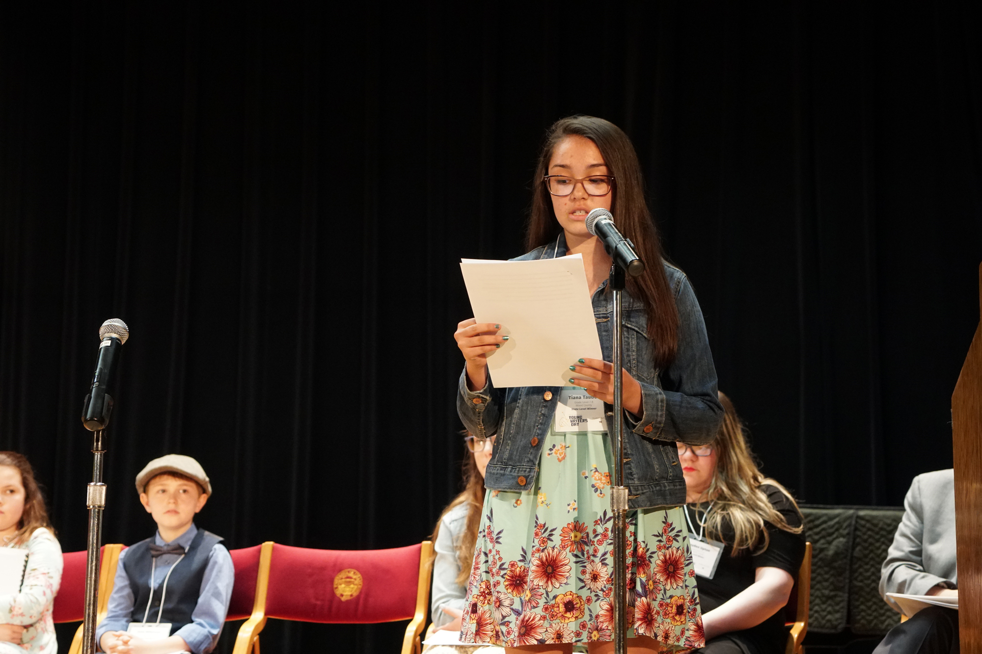 2019 Young Writers Day
