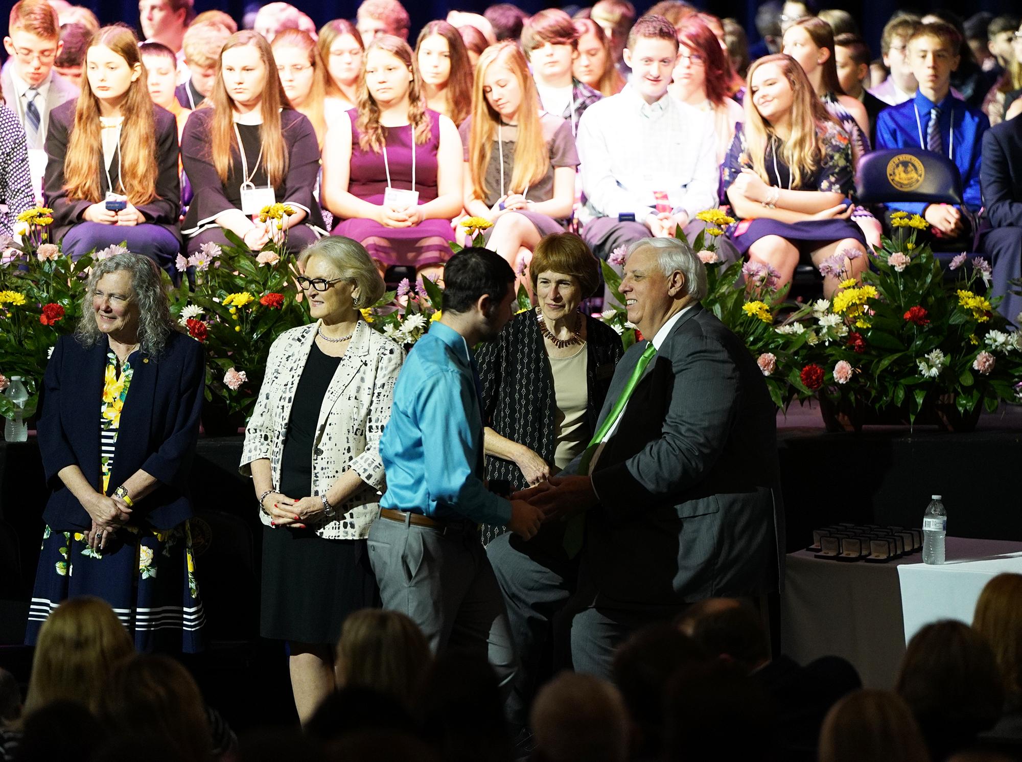 2019 Golden Horseshoe Ceremony