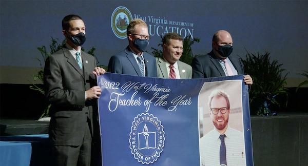 WVDE Celebrates Teachers and Service Personnel